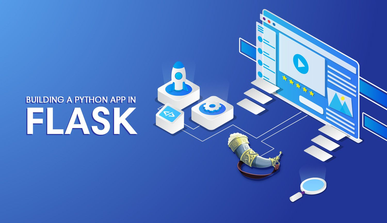 #Build Flask Apps
